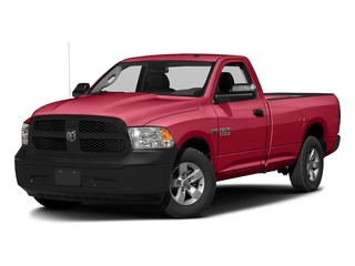 Agriculture Red 2017 Ram Truck 1500 Pictures 1500 Regular Cab Bighorn/Lone Star 2WD photos front view