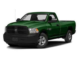 Tree Green 2017 Ram Truck 1500 Pictures 1500 Lone Star 4x2 Regular Cab 6'4 Box photos front view