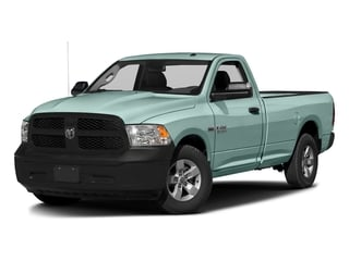 Light Green 2017 Ram Truck 1500 Pictures 1500 Lone Star 4x2 Regular Cab 6'4 Box photos front view