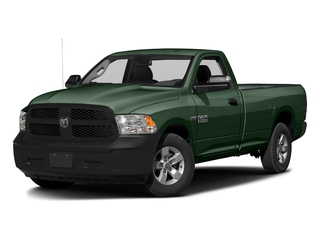 Timberline Green Pearlcoat 2017 Ram Truck 1500 Pictures 1500 Lone Star 4x2 Regular Cab 6'4 Box photos front view