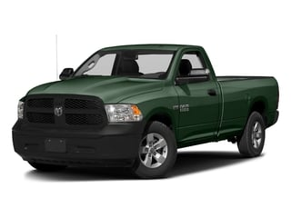 Timberline Green Pearlcoat 2017 Ram Truck 1500 Pictures 1500 Regular Cab Bighorn/Lone Star 2WD photos front view