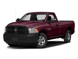 Delmonico Red Pearlcoat 2017 Ram Truck 1500 Pictures 1500 Regular Cab Bighorn/Lone Star 4WD photos front view