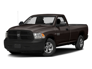 Luxury Brown Pearlcoat 2017 Ram Truck 1500 Pictures 1500 Regular Cab Bighorn/Lone Star 4WD photos front view