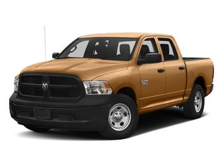 Power Tan 2017 Ram Truck 1500 Pictures 1500 Tradesman 4x4 Crew Cab 5'7 Box photos front view
