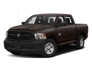 Luxury Brown Pearlcoat 2017 Ram Truck 1500 Pictures 1500 Tradesman 4x4 Crew Cab 5'7 Box photos front view