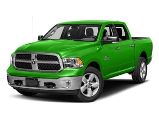 Hills Green 2017 Ram Truck 1500 Pictures 1500 Crew Cab SLT 4WD photos front view