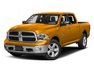 School Bus Yellow 2017 Ram Truck 1500 Pictures 1500 Big Horn 4x2 Crew Cab 6'4 Box photos front view