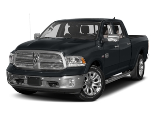 Maximum Steel Metallic Clearcoat 2017 Ram Truck 1500 Pictures 1500 Longhorn 4x4 Crew Cab 6'4 Box photos front view