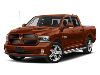 Copperhead Pearlcoat 2017 Ram Truck 1500 Pictures 1500 Sport 4x4 Crew Cab 5'7 Box photos front view