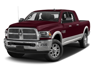Delmonico Red Pearlcoat 2017 Ram Truck 2500 Pictures 2500 Mega Cab Laramie 4WD photos front view