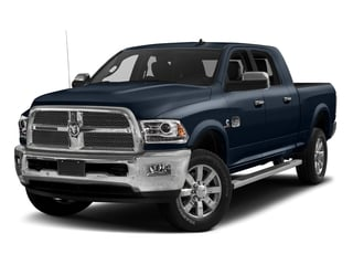 True Blue Pearlcoat 2017 Ram Truck 2500 Pictures 2500 Mega Cab Limited 2WD photos front view