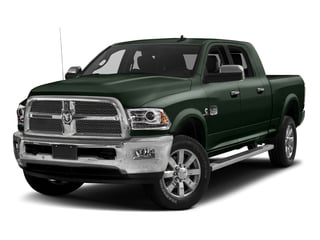 Black Forest Green Pearlcoat 2017 Ram Truck 2500 Pictures 2500 Mega Cab Longhorn 4WD photos front view