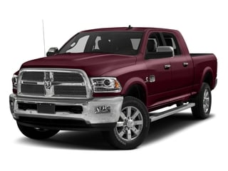 Delmonico Red Pearlcoat 2017 Ram Truck 2500 Pictures 2500 Mega Cab Limited 4WD photos front view