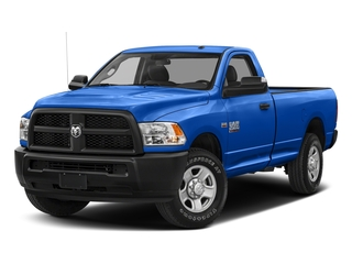 Holland Blue 2017 Ram Truck 2500 Pictures 2500 Regular Cab SLT 2WD photos front view