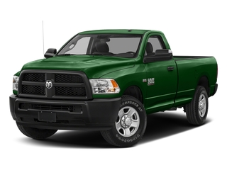 Tree Green 2017 Ram Truck 2500 Pictures 2500 Regular Cab SLT 2WD photos front view