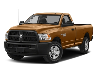 Power Tan 2017 Ram Truck 2500 Pictures 2500 SLT 4x4 Reg Cab 8' Box photos front view