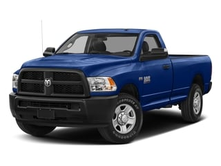Blue Streak Pearlcoat 2017 Ram Truck 2500 Pictures 2500 SLT 4x4 Reg Cab 8' Box photos front view