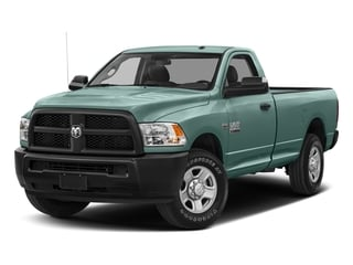Light Green 2017 Ram Truck 2500 Pictures 2500 Regular Cab SLT 2WD photos front view