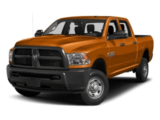 Omaha Orange 2017 Ram Truck 2500 Pictures 2500 Crew Power Wagon Tradesman 4WD photos front view