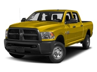 Yellow 2017 Ram Truck 2500 Pictures 2500 Crew Cab Tradesman 2WD photos front view