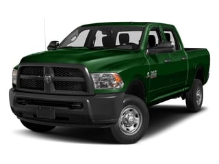 Tree Green 2017 Ram Truck 2500 Pictures 2500 Crew Cab Tradesman 2WD photos front view