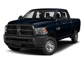 True Blue Pearlcoat 2017 Ram Truck 2500 Pictures 2500 Crew Power Wagon Tradesman 4WD photos front view