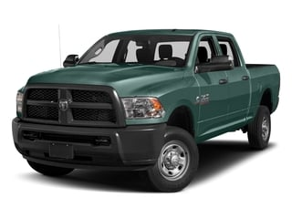 Light Green 2017 Ram Truck 2500 Pictures 2500 Crew Cab Tradesman 2WD photos front view
