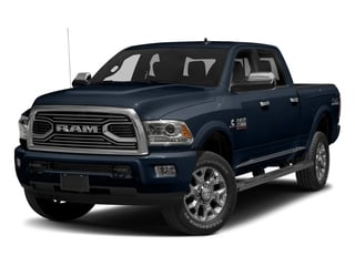 True Blue Pearlcoat 2017 Ram Truck 2500 Pictures 2500 Laramie Longhorn 4x2 Crew Cab 8' Box photos front view