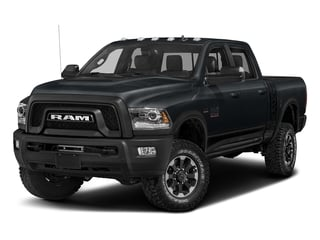 Maximum Steel Metallic Clearcoat 2017 Ram Truck 2500 Pictures 2500 Power Wagon 4x4 Crew Cab 6'4 Box photos front view