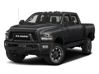 Granite Crystal Metallic Clearcoat 2017 Ram Truck 2500 Pictures 2500 Power Wagon 4x4 Crew Cab 6'4 Box photos front view
