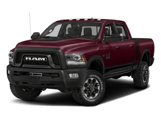 Delmonico Red Pearlcoat 2017 Ram Truck 2500 Pictures 2500 Power Wagon 4x4 Crew Cab 6'4 Box photos front view