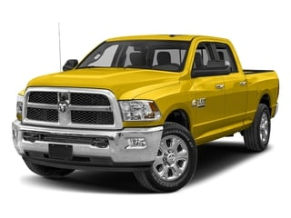 Yellow 2017 Ram Truck 2500 Pictures 2500 Crew Cab SLT 2WD photos front view