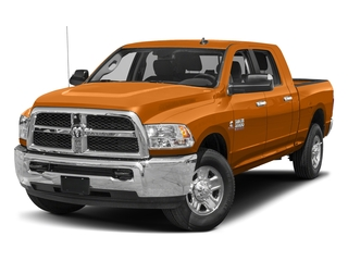 Omaha Orange 2017 Ram Truck 2500 Pictures 2500 Mega Cab SLT 4WD photos front view