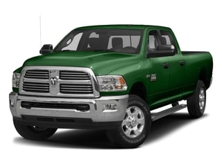 Tree Green 2017 Ram Truck 3500 Pictures 3500 Big Horn 4x2 Crew Cab 6'4 Box photos front view
