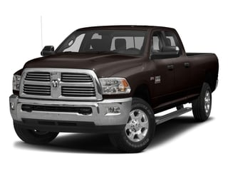 Luxury Brown Pearlcoat 2017 Ram Truck 3500 Pictures 3500 Crew Cab SLT 2WD photos front view