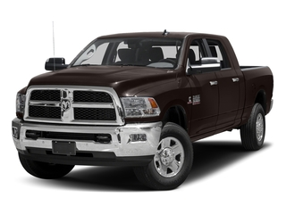 Luxury Brown Pearlcoat 2017 Ram Truck 3500 Pictures 3500 Mega Cab SLT 4WD photos front view