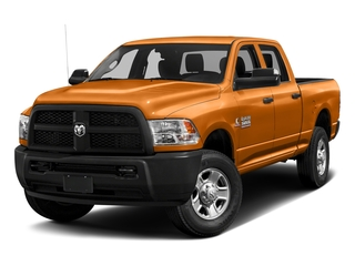 Omaha Orange 2017 Ram Truck 3500 Pictures 3500 Crew Cab Tradesman 4WD photos front view
