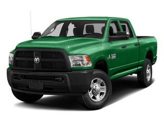 Bright Green 2017 Ram Truck 3500 Pictures 3500 Crew Cab Tradesman 4WD photos front view