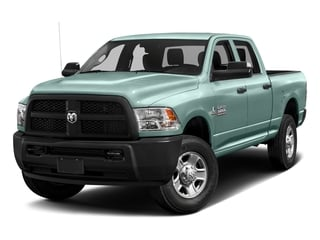 Light Green 2017 Ram Truck 3500 Pictures 3500 Crew Cab Tradesman 4WD photos front view