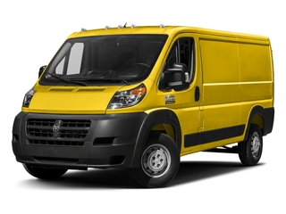 Broom Yellow Clearcoat 2017 Ram Truck ProMaster Cargo Van Pictures ProMaster Cargo Van 1500 Low Roof 136 WB photos front view