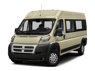 Sandstone Pearlcoat 2017 Ram Truck ProMaster Window Van Pictures ProMaster Window Van 2500 High Roof 159 WB photos front view