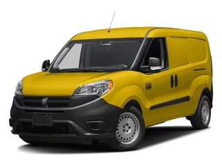 Broom Yellow 2017 Ram Truck ProMaster City Cargo Van Pictures ProMaster City Cargo Van Tradesman Van photos front view