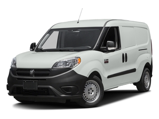 Bright White 2017 Ram Truck ProMaster City Cargo Van Pictures ProMaster City Cargo Van Tradesman Van photos front view