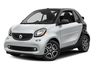 Moon White Matte 2017 smart fortwo Pictures fortwo Convertible 2D Prime I3 Turbo photos front view