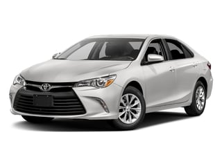 Super White 2017 Toyota Camry Pictures Camry Sedan 4D XLE I4 photos front view