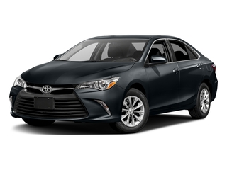 Cosmic Gray Mica 2017 Toyota Camry Pictures Camry Sedan 4D XLE I4 photos front view