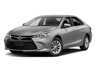 Celestial Silver Metallic 2017 Toyota Camry Pictures Camry Sedan 4D XLE I4 photos front view