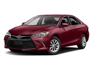 Ruby Flare Pearl 2017 Toyota Camry Pictures Camry Sedan 4D XLE I4 photos front view