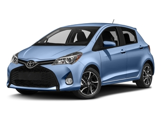 Waveline Pearl 2017 Toyota Yaris Pictures Yaris Hatchback 5D SE I4 photos front view