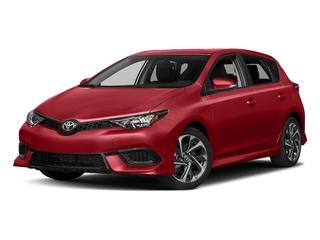 Barcelona Red Metallic 2017 Toyota Corolla iM Pictures Corolla iM Hatchback 5D photos front view